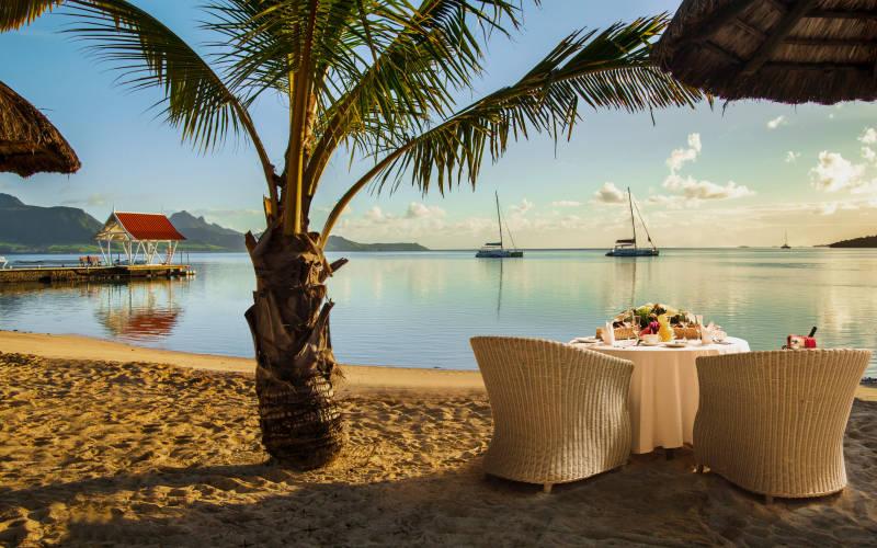 Preskil Beach Resort in Mauritius with Kuoni
