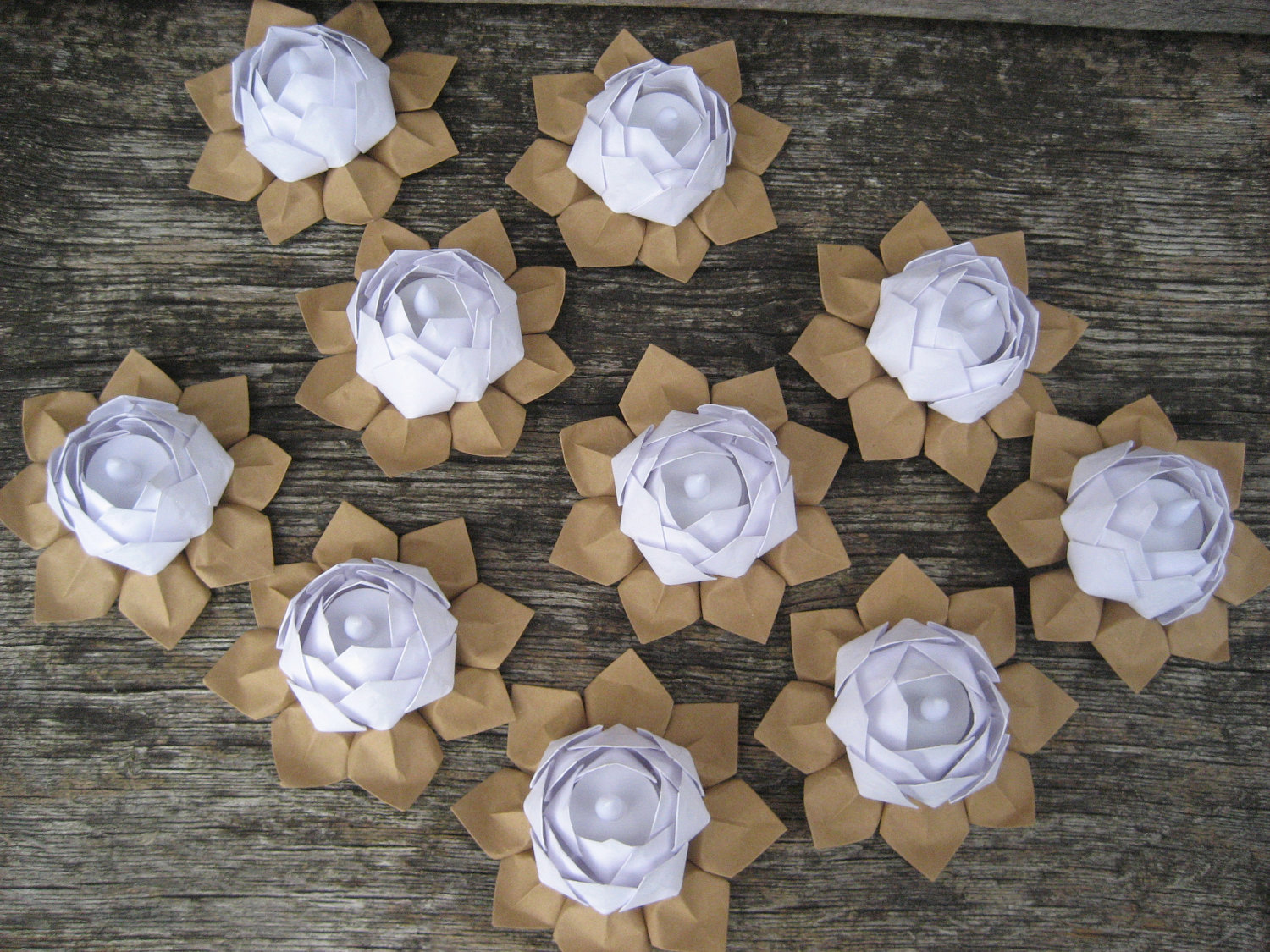 origami-lotus-flower-tea-light-holder
