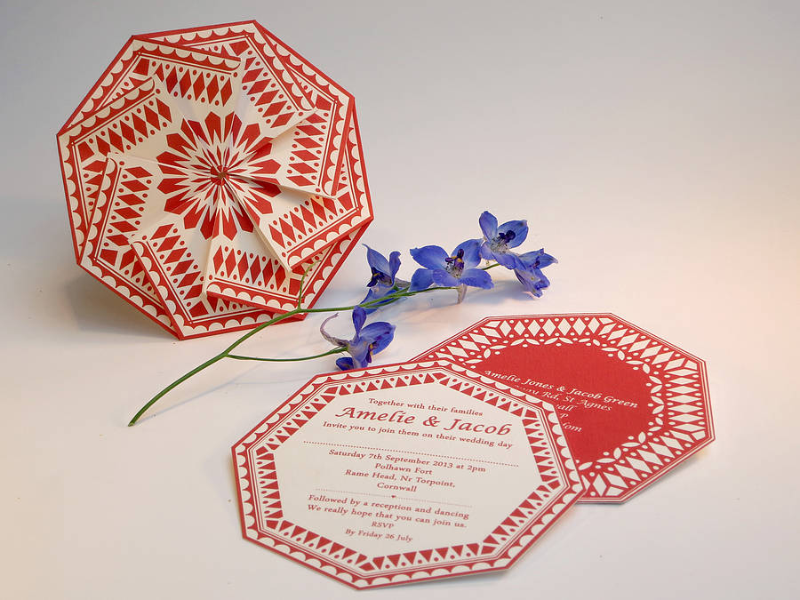 origami-wedding-invitations