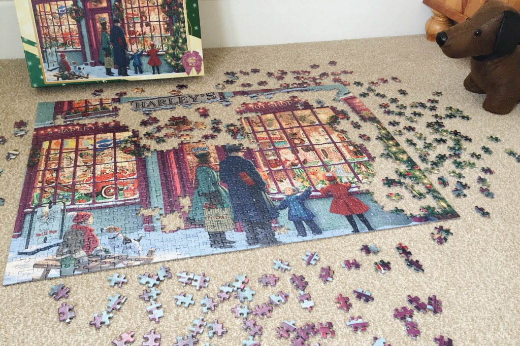Bank holiday puzzle fun