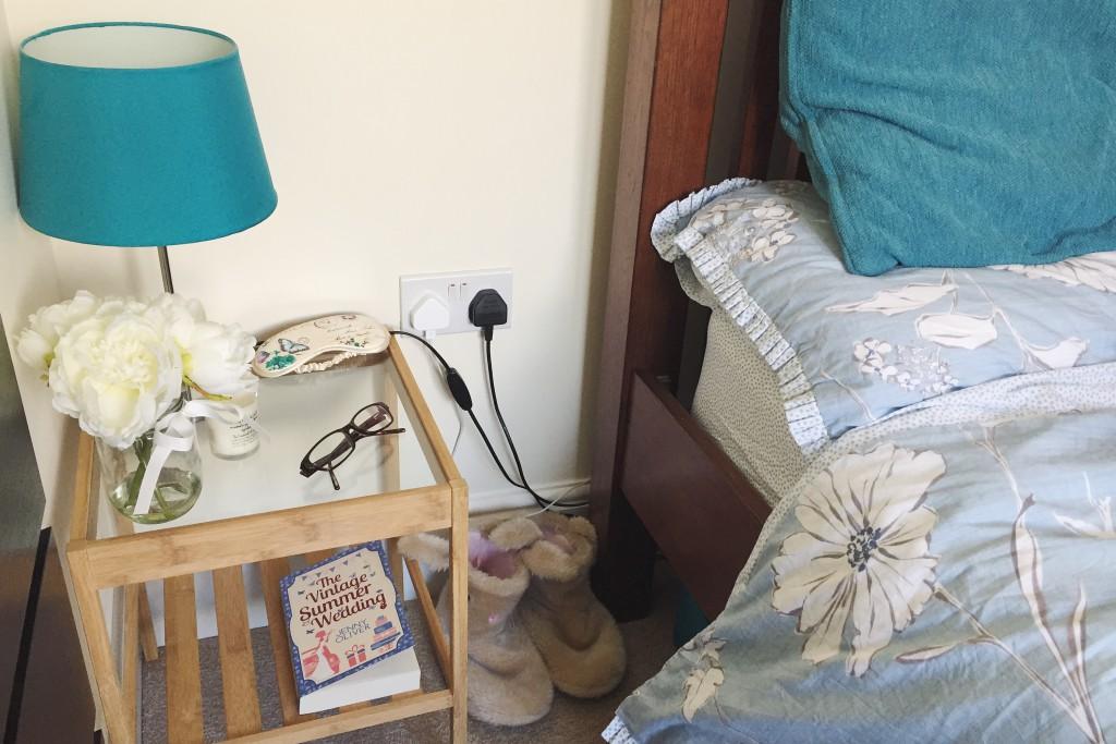 IKEA NESNA bedside table