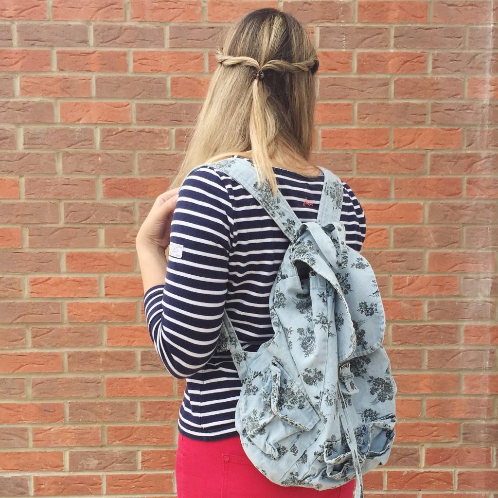 Primark summer backpack