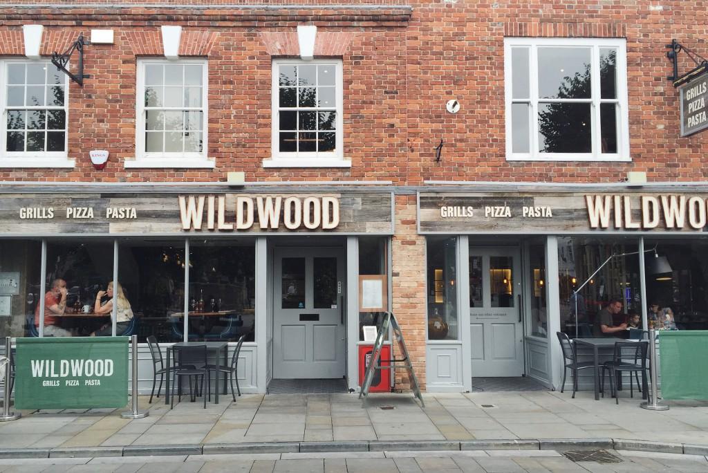 Wildwood restaurant Salisbury