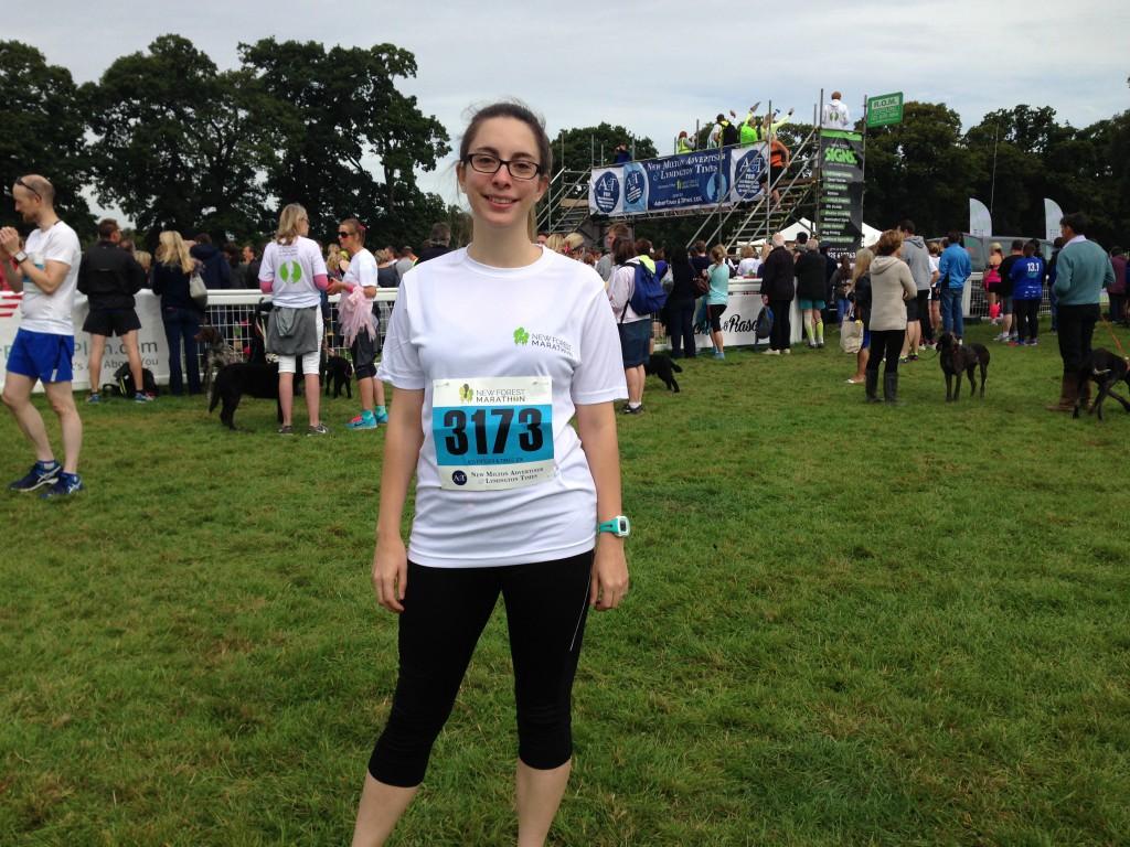 New Forest Marathon 10km