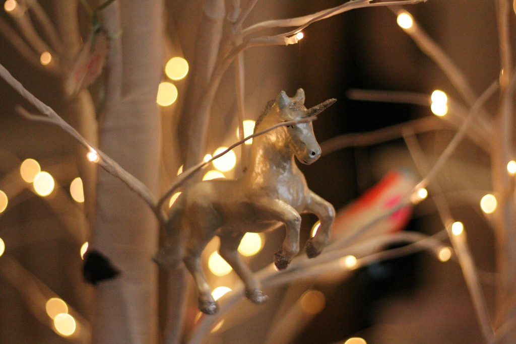 The Hambledon Winchester Christmas decorations