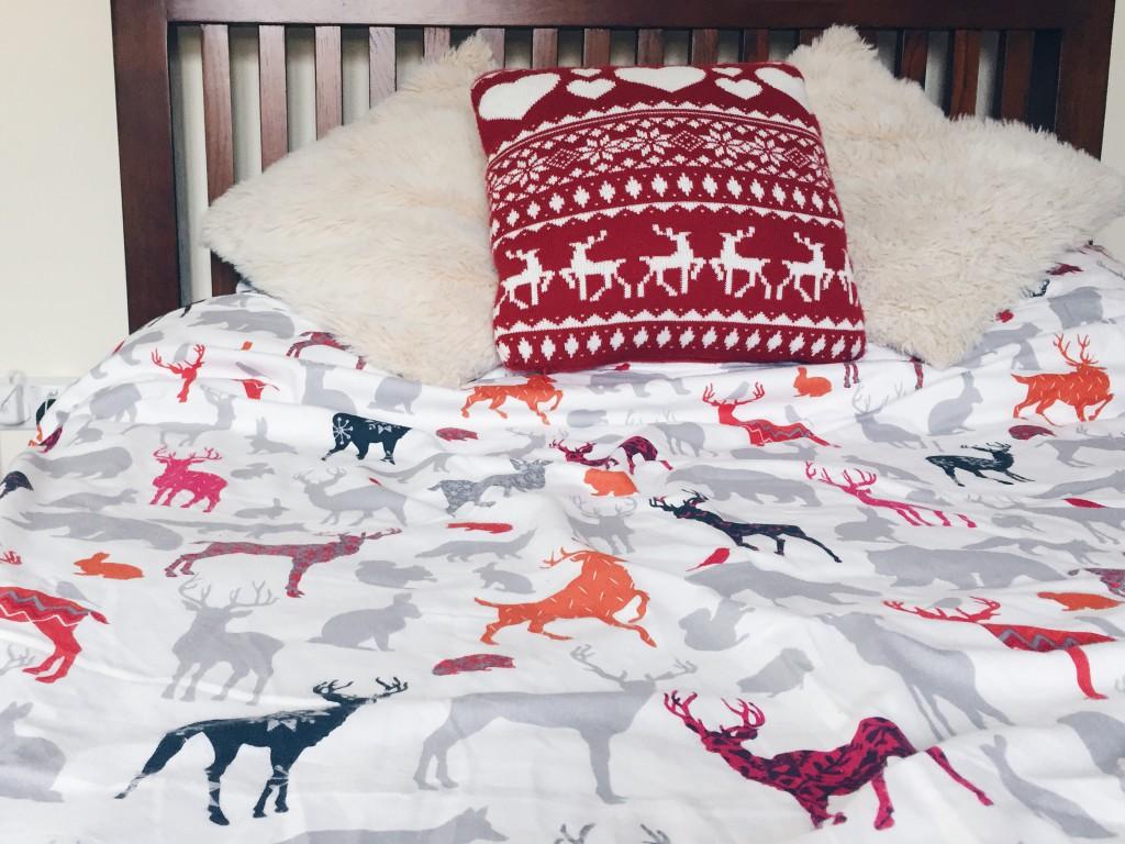 snuggly christmas pjs hello deborah. Black Bedroom Furniture Sets. Home Design Ideas