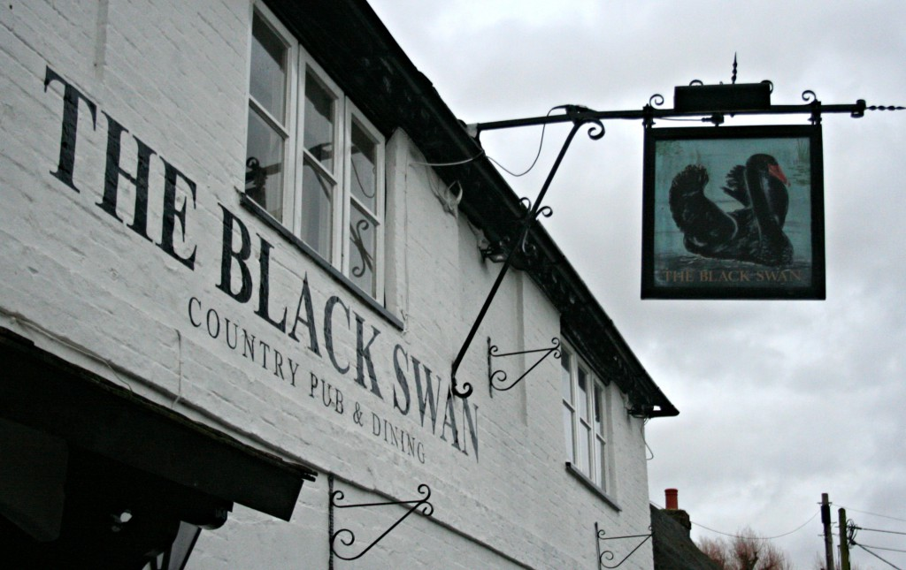 The Black Swan Monxton