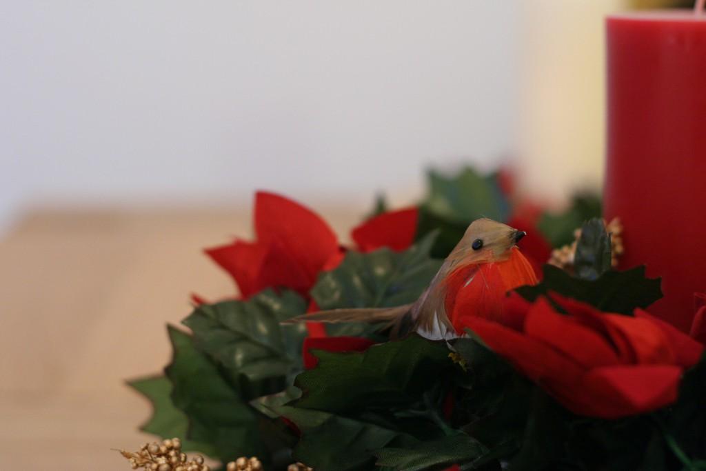 robiin christmas centrepiece