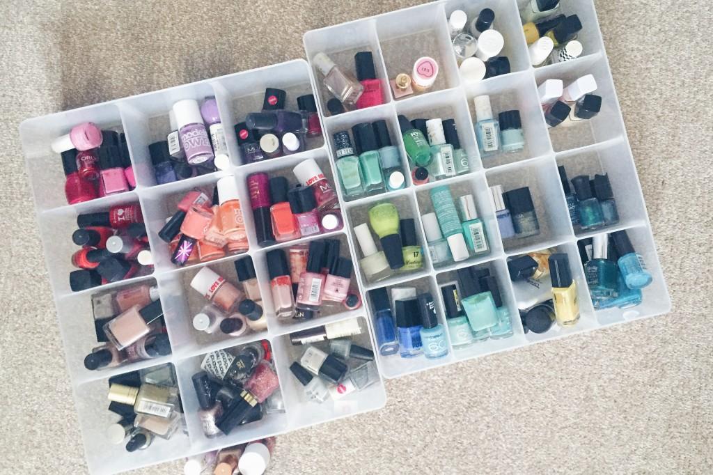 All 148 nail polish