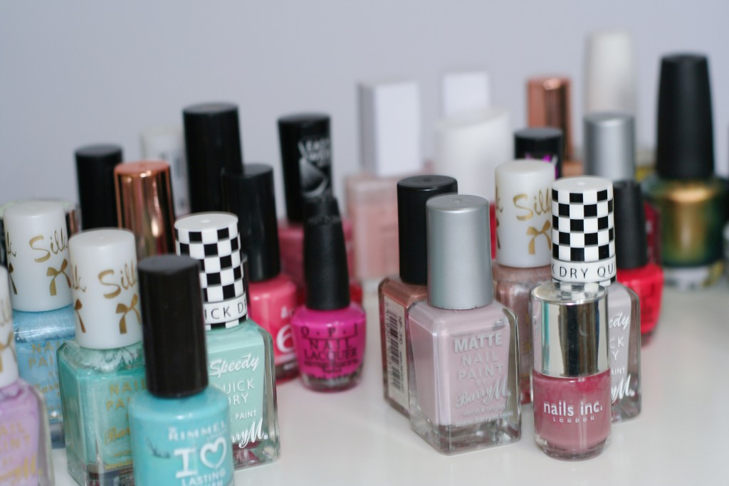 Nail polish I'm keeping
