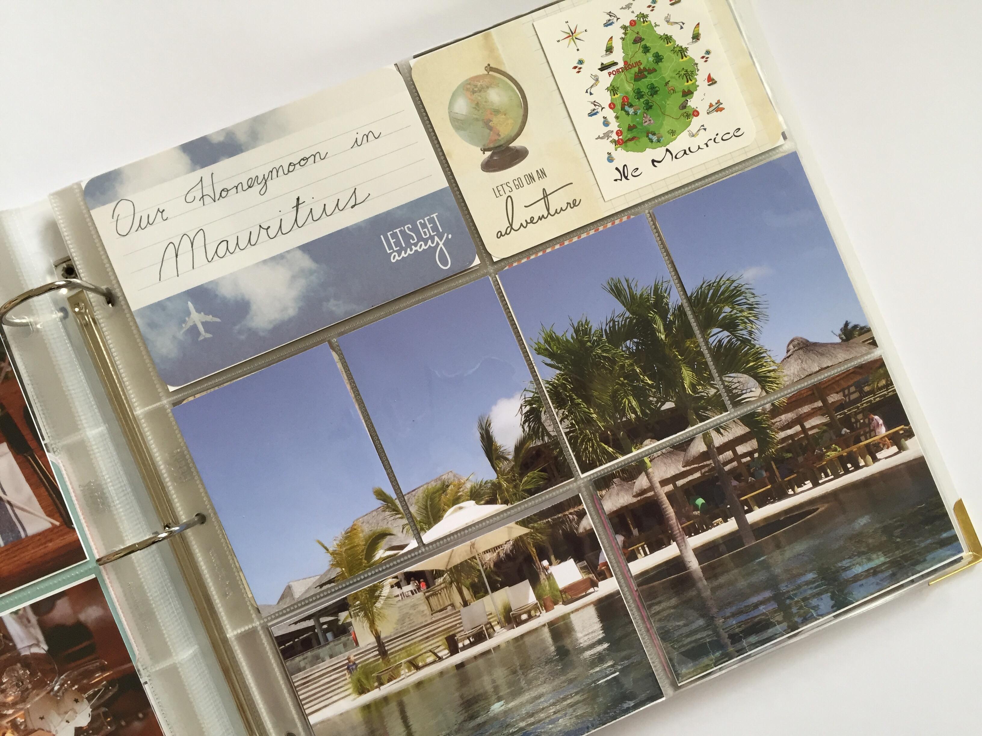 honeymoon project life album