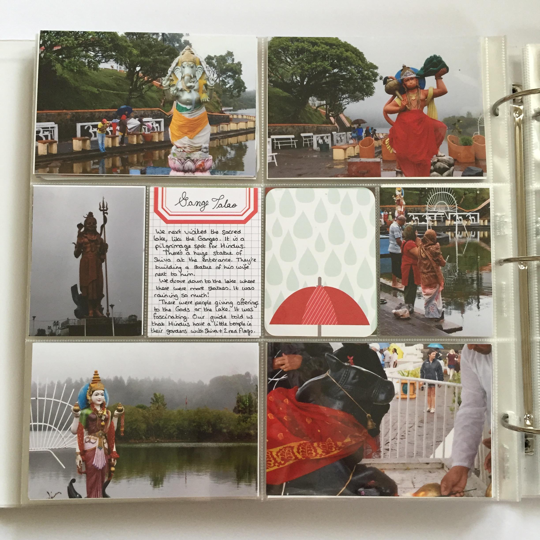 sacred lake mauritius