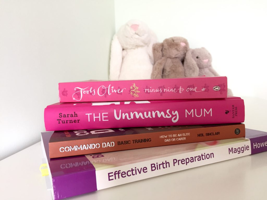 pregnancy parenting books