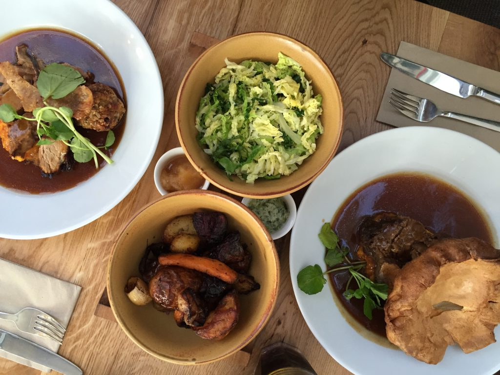rosebourne garden centre roast dinner