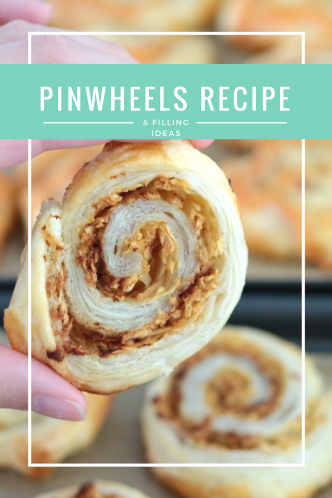 Pinwheels recipe suitable for baby led weaning. I've also included a list of pinwheel filling ideas. They're perfect for lunch time or a picnic with your baby or toddler.
