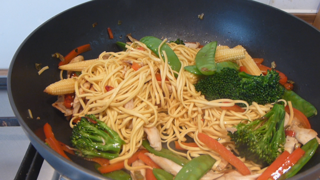 chicken stir fry baby led weaning