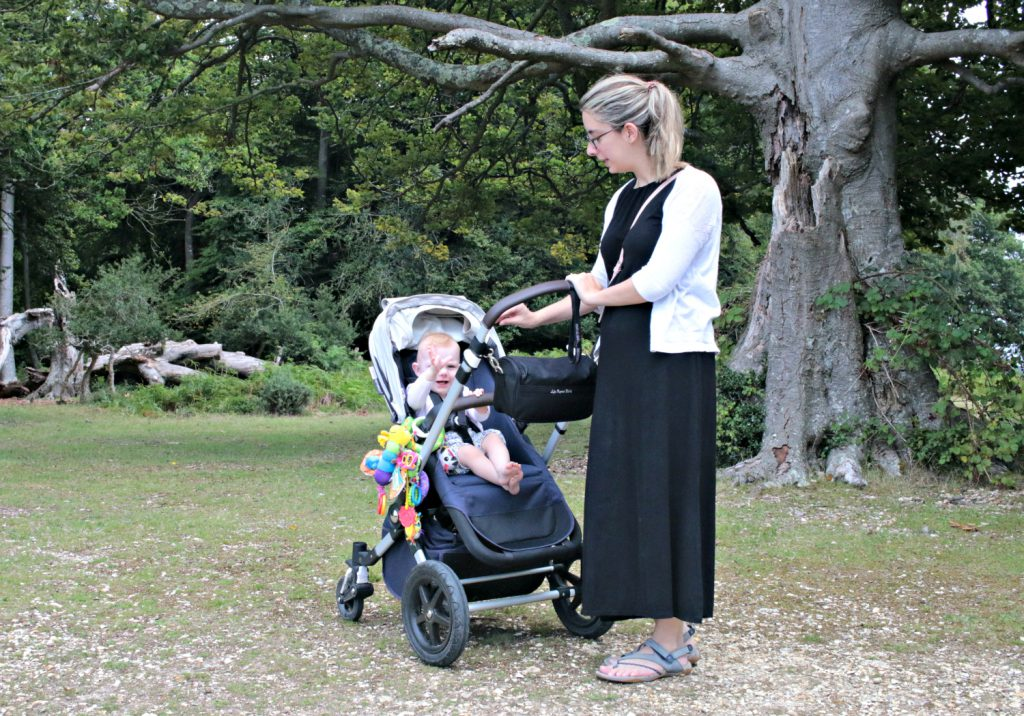 Bugaboo Cameleon 3 pram review after 11 months of use.