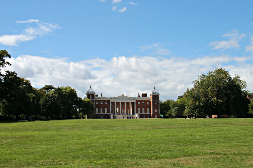 Osterley Park house and landscape