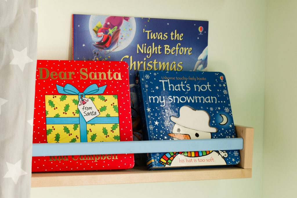 Toddler Christmas books video