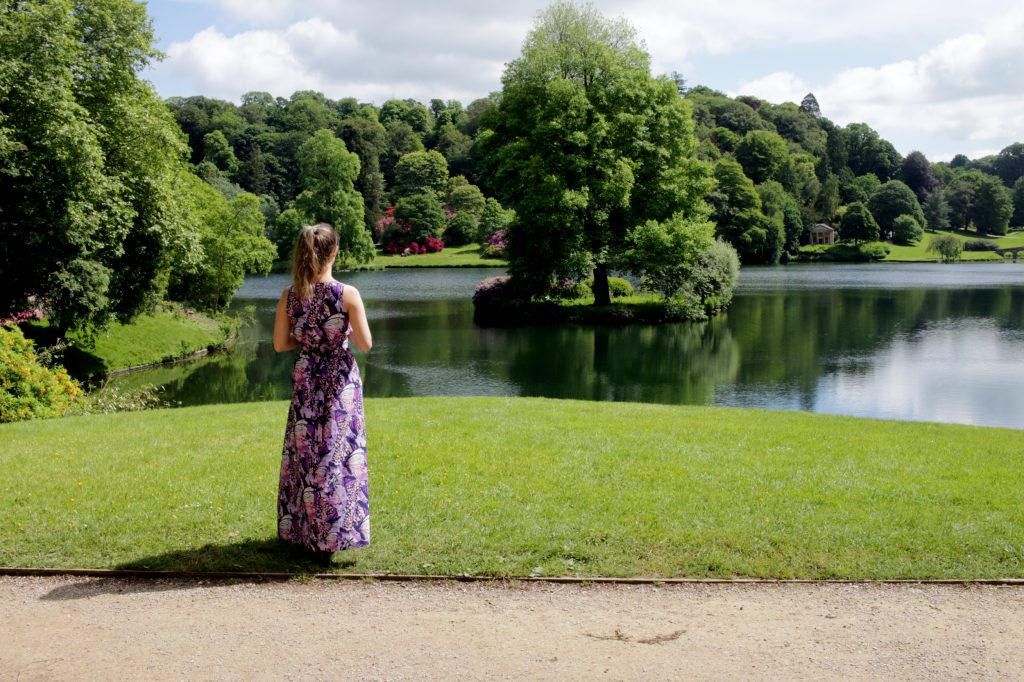 Meditation and Mindfulness at Stourhead