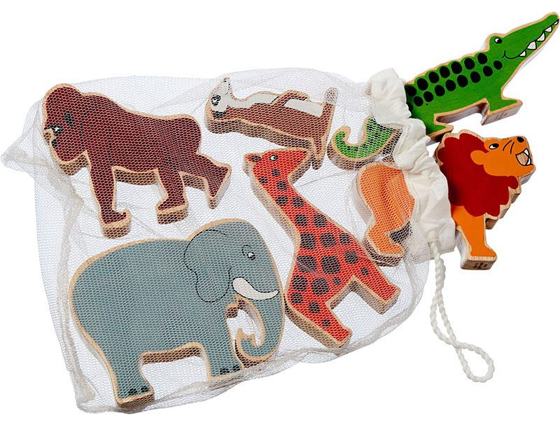 Lanka Kade World Animals Bag for toddler birthday