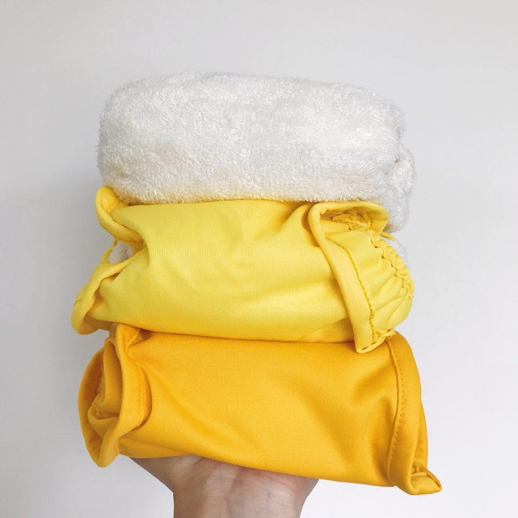 Our Newborn Cloth Nappies Stash